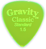 GRAVITY PICKS CLASSIC STANDARD 1,5