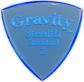 GRAVITY PICKS STEALTH STANDARD 2