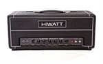 HIWATT  CUSTOM 100  BLUE  GUITAR  HEAD DR 103