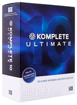 NATIVE INSTRUMENTS  KOMPLETE 10  ULTIMATE