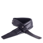 GRUVGEAR SOLOSTRAP LEATHER BLACK