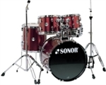 SONOR SMART FORCE EXTEND  WINE RED 20""
