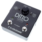 TC ELECTRONIC  DITTO  X 2  LOOPER
