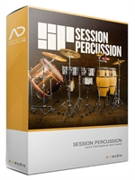 XLN AUDIO ADPAK SESSION PERCUSSION