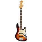 FENDER  AM ULTRA  J BASS  V RW ULTRABURST