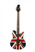INDIE SHAPE UNION JACK