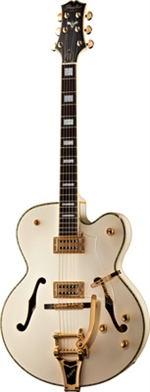 PEERLESS GIGMASTER  CUSTOM WH. ( WHITE.FALCON )