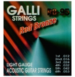 GALLI   RB 95  RED BRONZE