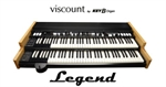 VISCOUNT LEGEND  ORGEL